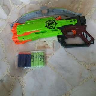 Nerf Crossbow ( Zombie Strike )