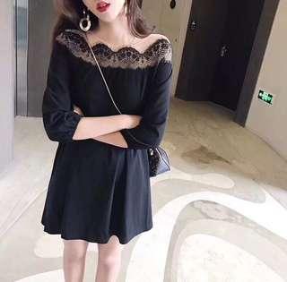 氣質款小黑裙 185包郵 SML