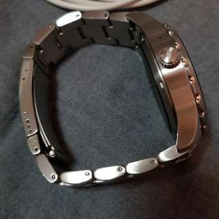 Fossil Q Marshal Touch Screen Smart Watch