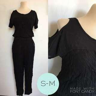 Black Jumpsuit Formal