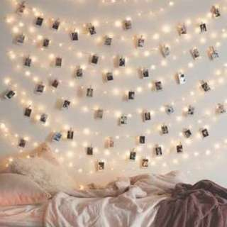 Fairy lights ✨