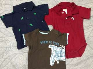 Baby Boy Tops & Jackets