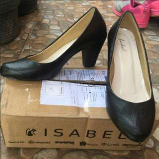 heels kerja