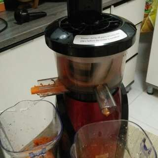 Cosway Slow Juicer