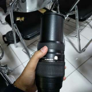 LENSA TELE TAMRON 70-300mm for Canon