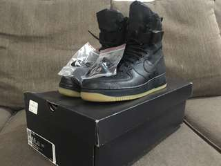 Nike Special Field Air Force 1 Black Gum High