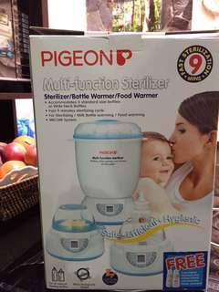 Pigeon multifunction sterilizer