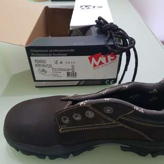 MTS Safety Shoes