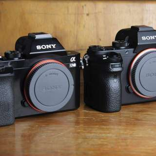 Sony a7ii and sony a7s