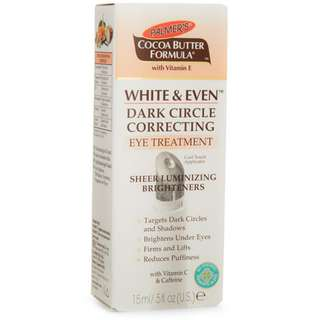 Palmer's Cocoa Butter Formula Dark Circle Correcting Eye Treatment