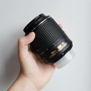 Nikon 50-200mm f4-5.6 Zoom Lens