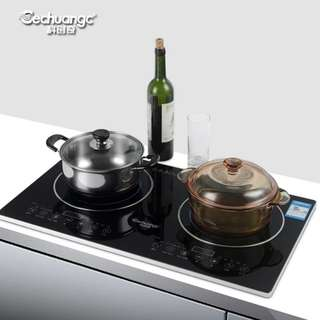 雙電磁爐 家庭爐灶雙煮食爐