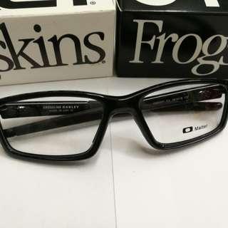 918ec5a45e Oakley Ox8037 Crosslink Eyeglasses 5A Size 55