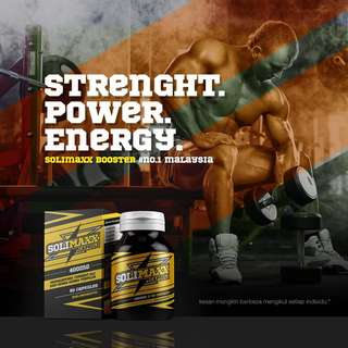 Solimaxx Capsule(Muscle Booster)