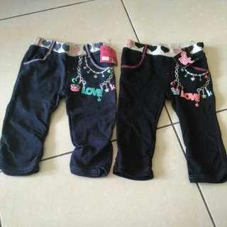 日系 質感超好 全新童褲特價 買到賺到 一件200