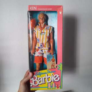 Barbie Ken California Dream