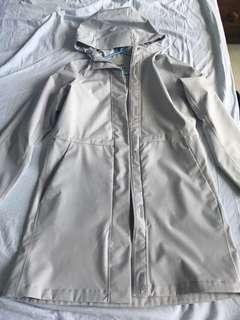 Uniqlo raincoat