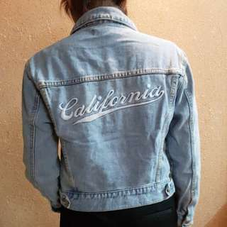 Denim jacket by Forever 21