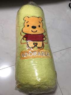 Brand new sealed Winnie the Pooh bolster (18 inch) For Sale!