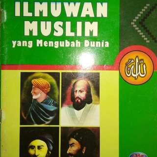 ILMUWAN MUSLIM yang Mengubah Dunia   Edi Warsidi   ARMICO