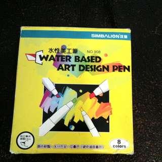 水性美工筆