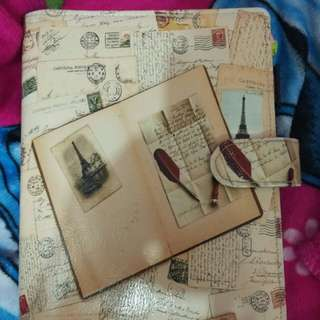 Binder Custom Paris