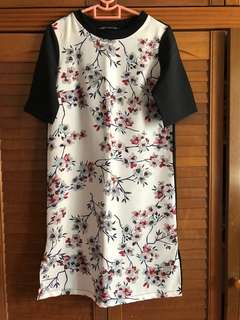 BN Flowery Dress
