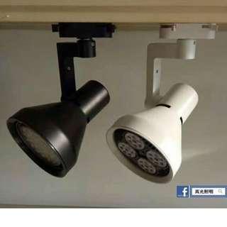 路軌射燈 道軌燈 LED Tracklight