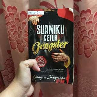 Novel SUAMIKU KETUA GANGSTER