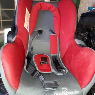 Car seat as is it perfect for newborn