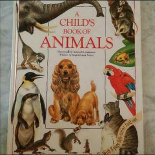 A Child's Book of Animals