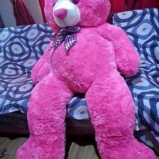 On hand Human Size Teddy Bear