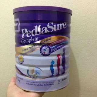 Pediasure 1.6kg tin