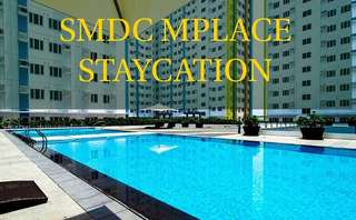 SMDC MPLACE STAYCATION