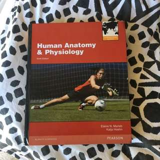 Anatomy & Physiology Text Book