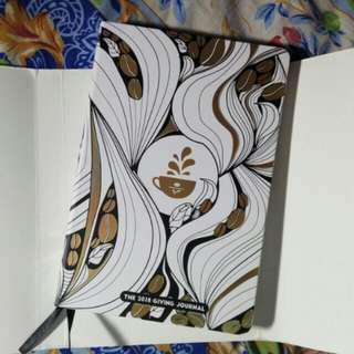 CBTL GIVING JOURNAL - design your own cover