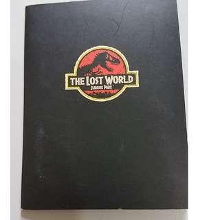 侏羅紀公園 Jurassic Park迷失世界 電話咭