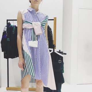 BN Authentic Sacai Dress