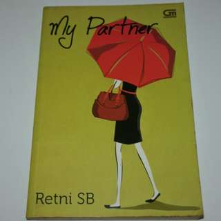 Novel My Partner - Retni SB