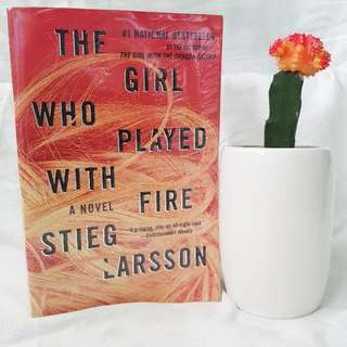The Girl Who Played With Fire By Stieg Larson