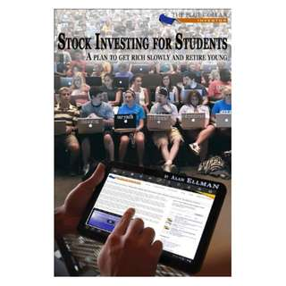 Stock Investing For Students - a plan to get rich slowly and retire young Kindle Edition by Alan Ellman  (Author)