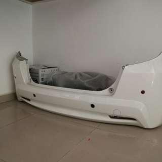 Honda jazz rear bumper