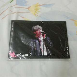 [WTS Only] BTS The wings tour the final Taehyung essay book