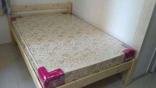 海馬牌床連床褥