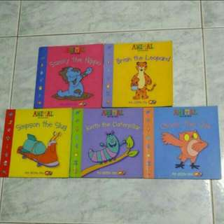 Colourful Kids' Story Books