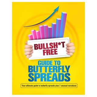 BULLSH*T FREE GUIDE TO BUTTERFLY SPREADS Kindle Edition by Gavin McMaster  (Author)