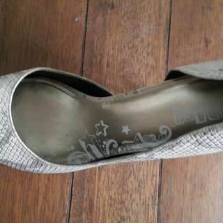 Off White Payless Pumps Size 10