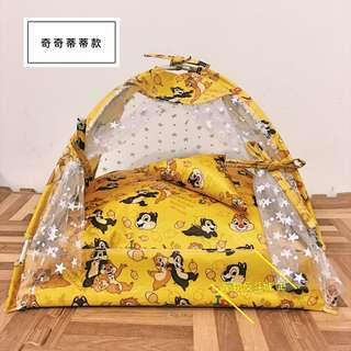 [2018新款]XL號 奇奇蒂蒂 寵物帳篷(防水材質)