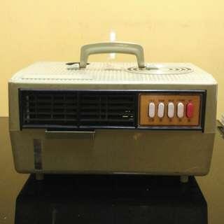 AC Vintage Retro Cold & Warm