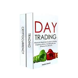 Day Trading: 2 Manuscripts - Absolute Beginners Guide to Trading Cryptocurrency including Bitcoin, Ethereum & Altcoins Kindle Edition by Stephen Satoshi  (Author)